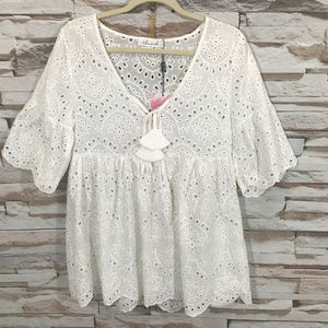 Chic Wish Top Blouse (C06)